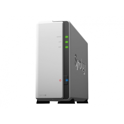 Cabina Almacenamiento Synology DS119J Sata Glan 1GB