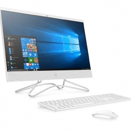 "Ordenador ALL IN ONE Tactil HP 22-C0201NS CEL J4005 4GB 1TB 21.5"" FHD Dvdrw W10 White"
