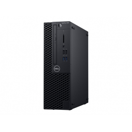 Ordenador Dell Optiplex 3060 SFF CI3 8100 4GB 500GB Dvdrw W10P