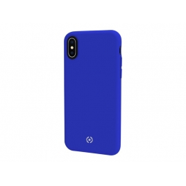 Funda Movil Back Cover Celly Feeling Blue para iPhone XS MAX