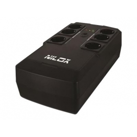 S.A.I. Nilox UPS Easy Office 960VA 480W