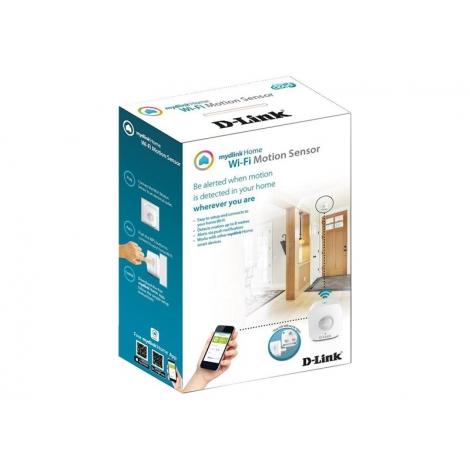Sensor de Movimiento D-LINK Home WIFI Motion Sensor