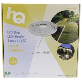 Tira LED HQ Strip 30 1500LM White Warm 5M