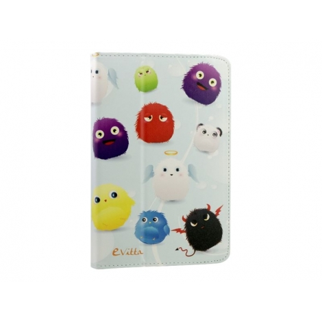 Funda Tablet E-VITTA 10.1'' Stand 2P Furry