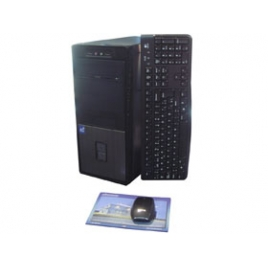 PC Ecomputer Serie Gaming AMD Ryzen 5 1600X 8GB 1TB + 240GB SSD