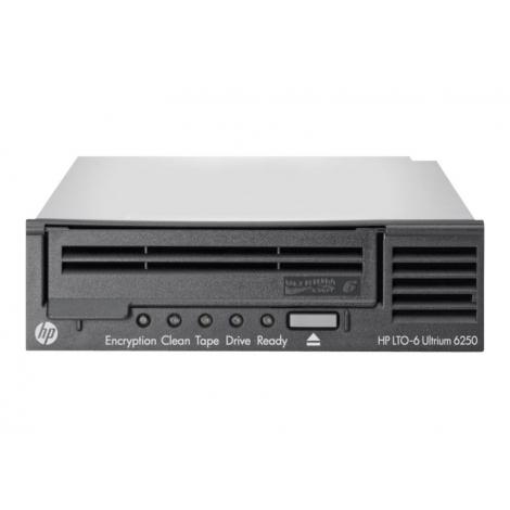 "Unidad LTO HP Ultrium 6250 LTO 2.5Tb/6.25Tb Ultrium 6 SAS-2 5.25"" Interna"