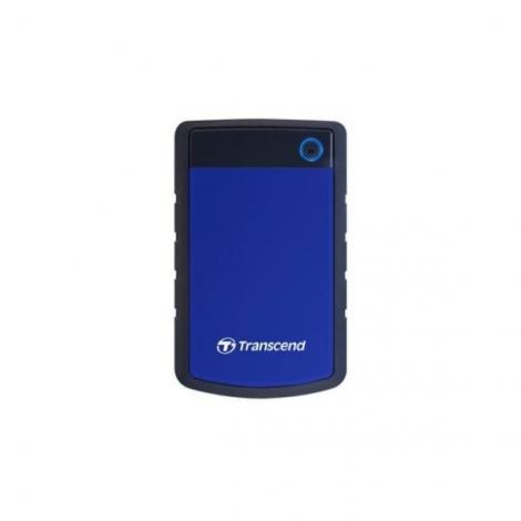 "Disco Duro Transcend 4TB Storejet 25H3 USB 3.0 2.5"" Black/Blue"