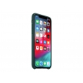 Funda iPhone XS Apple Leather Case Forest Green