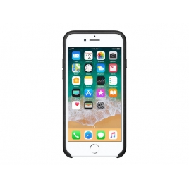 Funda iPhone 8 / 7 Apple Leather Case Black