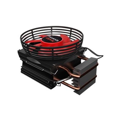 Ventilador CPU Tacens Mars Gaming Mcpu117 Socket 775/1155/1156/Am2/Am2+/Am3/Am4