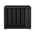 Cabina Almacenamiento Synology Ds418play 4 Bahias Black