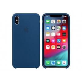 Funda iPhone XS MAX Apple Silicone Blue Horizon