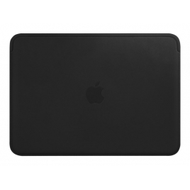 "Funda Portatil Apple 12"" Leather Black para MacBook 12"