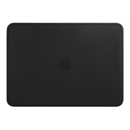 "Funda Portatil Apple 13"" Leather Black para MacBook PRO 13"