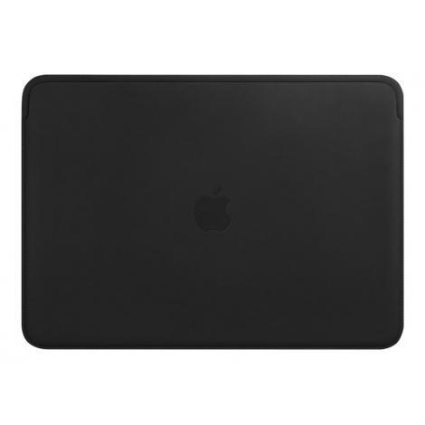 "Funda Portatil Apple 13"" Leather Black para MacBook PRO 13"