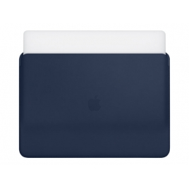 "Funda Portatil Apple 15"" Leather Midnight Blue para MacBook PRO 15"