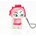 Memoria USB HT Figuras 8GB BYE-BYE Kitty