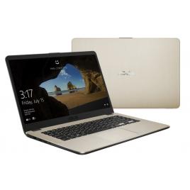"""Portatil Asus Vivobook X505ZA-BR675T Ryzen 5 2500U 8GB 256GB SSD 15.6"""" HD W10 Gold"""