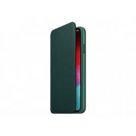 Funda iPhone XS MAX Apple Leather Folio Forest Green
