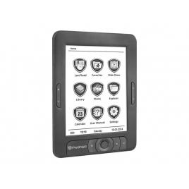 "Ebook Prestigio 3764 Lumen 6"" 4GB Tinta Electronica"
