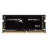 Modulo DDR4 4GB BUS 2400 Kingston CL14 Hyperx Impact Sodimm