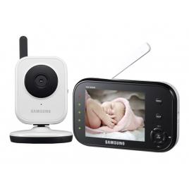 "Camara Samsung Vigilabebes SEW-3036 3.5"" Black"