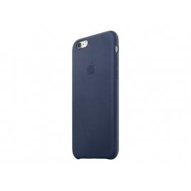 Funda iPhone 6S Apple Leather Case Midnight Blue