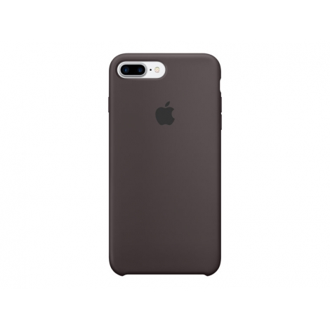 Funda Apple silicona cocoa para iPhone 7 Plus
