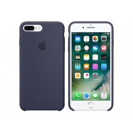 Funda iPhone 7 Plus Apple Silicone Case Midnight Blue