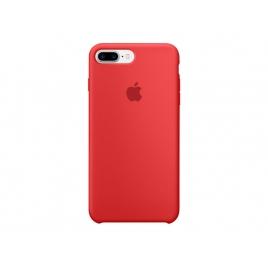 Funda iPhone 7 Plus Apple Silicone Case red