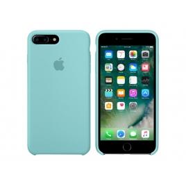 Funda iPhone 7 Plus Apple Silicone Case SEA Blue