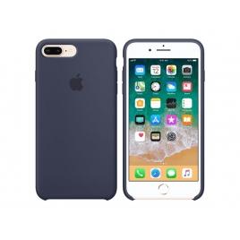 Funda iPhone 8 / 7 Plus Apple Silicone Midnight Blue