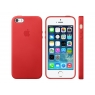 Funda iPhone X Apple Silicone red