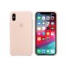 Funda iPhone XS Apple Silicone Pink Sand