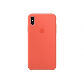 Funda iPhone XS MAX Apple Silicone Nectarine