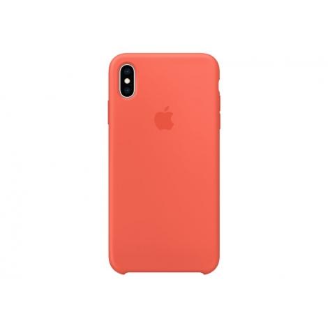 Funda iPhone XS MAX Apple Silicone Nectarine