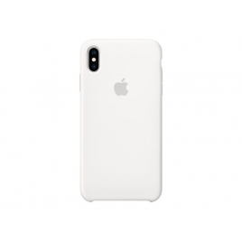 Funda iPhone XS MAX Apple Silicone White