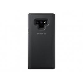 Funda Movil Samsung Clear View Standing Black para Samsung Galaxy Note 9