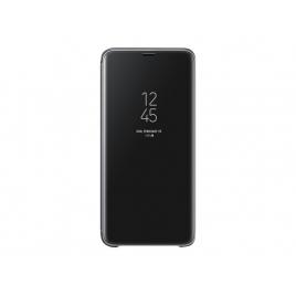 Funda Movil Samsung Clear View Standing Black para Samsung Galaxy S9+
