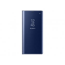 Funda Movil Samsung Clear View Standing Blue para Samsung Galaxy Note 8