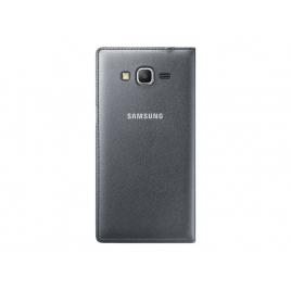 Funda Movil Samsung Flip Wallet WG530 Black para Galaxy Grand Prime