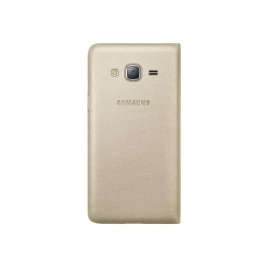 Funda Movil Samsung Gold para Galaxy J3 2016