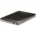 """Carcasa Disco Duro 2.5""""/SSD Coolbox Sata USB 3.0 Black/Silver"""
