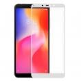 Protector de Pantalla HT Cristal Templado 3D White para Xiaomi Redmi 6 / 6A