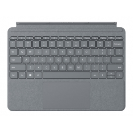 Teclado Microsoft Surface GO Type Cover con Panel Tactil Silver