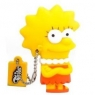 Memoria USB Silver HT 8GB THE Simpsons Lisa