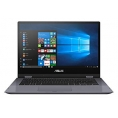 "Portatil 360 Asus Vivobook Flip CI3 8130U 4GB 128GB SSD 14"" FHD W10 Silver"