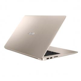 """Portatil Asus Vivobook S510UA-BR427T CI7 8550U 8GB 256GB SSD 15.6"""" HD W10 Gold"""