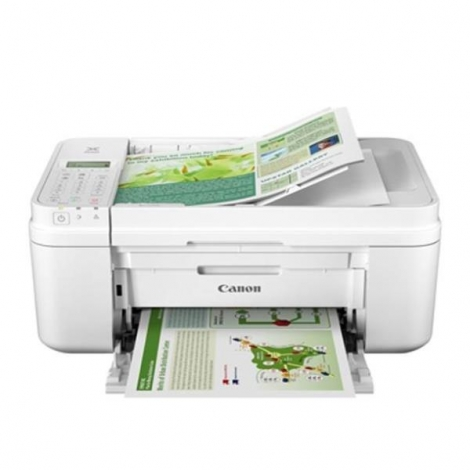 Impresora Canon Multifuncion Pixma MX495 8.8IPM USB WIFI White