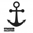 Sticker Adhesivo para Portatil HT Anchor Black